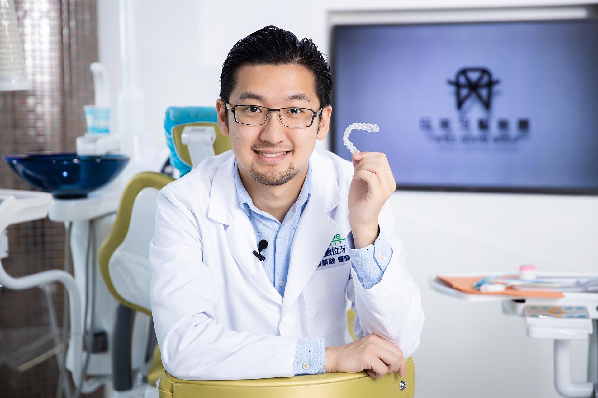 隱適美-牙齒整齊的好處及優點
